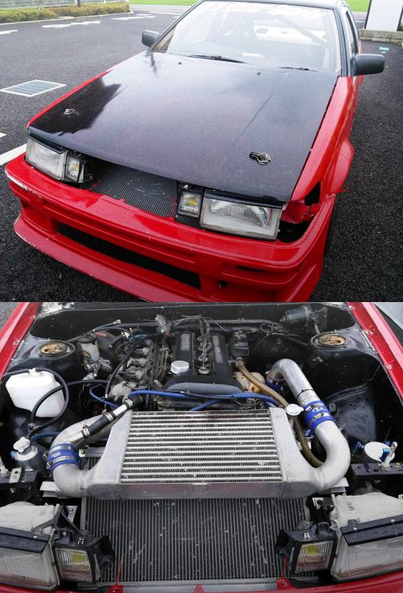 SR20DETターボエンジンミッション換装!AE86カローラレビン&VQ35改TBIスロットル!S30型280Z動画