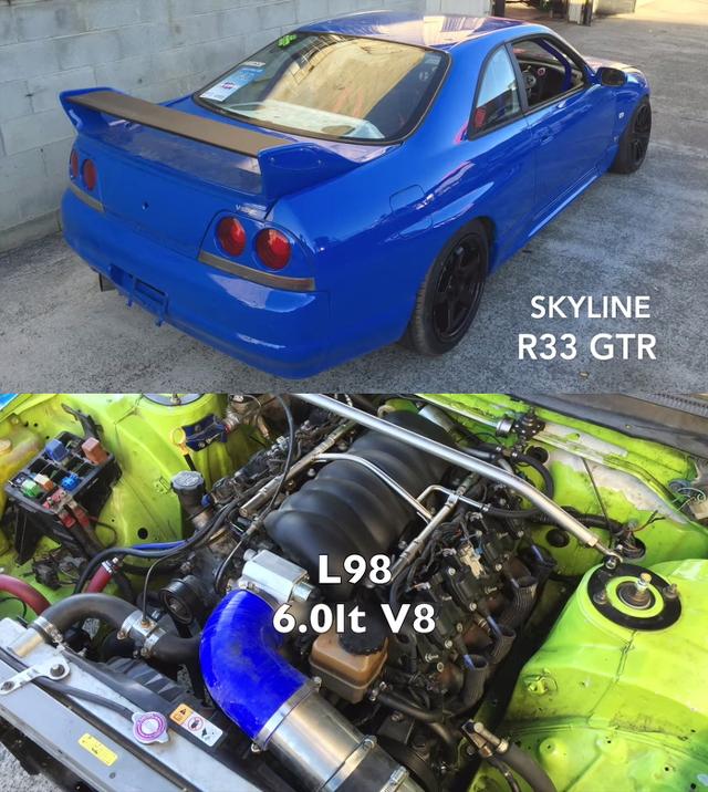JBターボエンジン5速MT公認!4WDモデル!2代目L660S系ミラジーノ&V8エンジン搭載R33スカイラインGTR動画