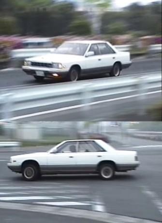 ゲトラグ6速ミッション換装HKSタービン!ロールバー!2シーター!JZX100チェイサー&当時1994年!神奈川ストリートドリフト動画