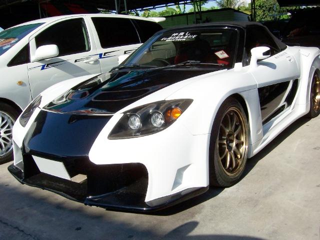 (タイ)イギリス自動車ブランドMGFベース!VeilSideフォーチューンRX-7レプリカ