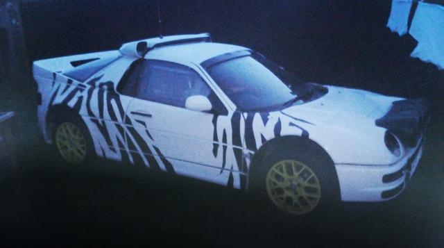 (イギリス)トヨタMR-Sベース!3リッターV6型1MZエンジン移植!グループBラリーマシンFORD・RS200レプリカ