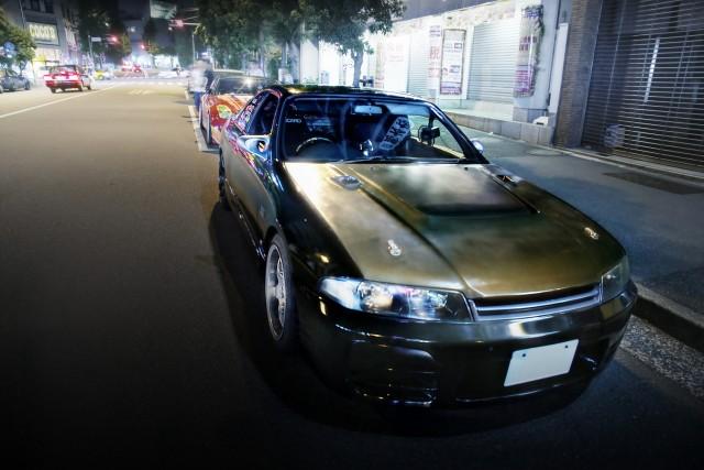 R33skyline2door_akiba2015915_1