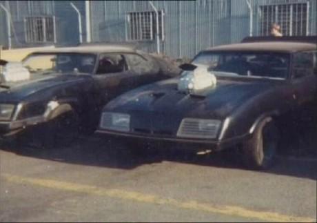 現存している劇中車両オリジナルV8インターセプターがあんまり話題になる事がない・・・不評の件。