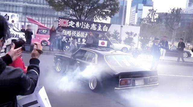 TO4Rビッグタービン!ブレンボブレーキ!JZA80スープラRZ&お台場!旧車天国2015動画