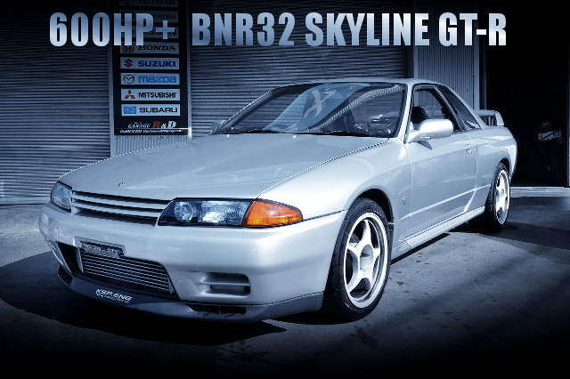 600馬力以上!2.8リッター化GT-SSツインターボVプロ現車!ゲトラグ6速MT換装!BNR32スカイラインGT-Rの中古車を掲載。
