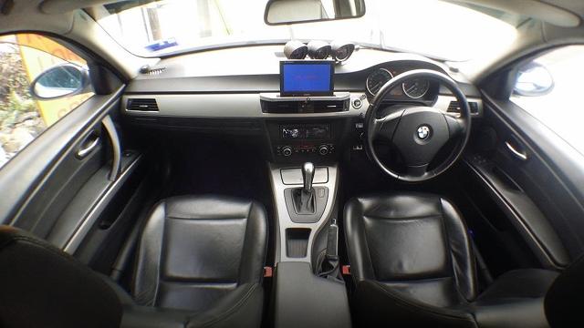 VVT-i仕様1JZ-GTEターボエンジンATシフト仕上げ!E90型BMW320i Mスポーツのマレーシア中古車を ...