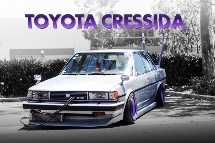 街道レーサー!竹やりマフラー!鉄っちんワイドホイール!USDMモデル!MX73型クレシーダのカリフォルニア中古車を掲載!