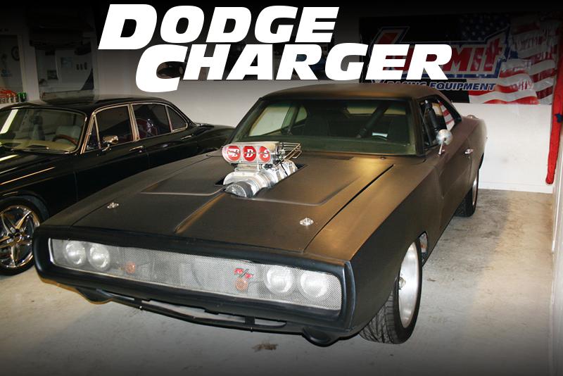 映画「ワイルドスピードMAX」劇中スタントカー!1970年式チャージャーR/T仕上げ!1968年式ダッジ・チャージャーR/Tのアメリカ中古車を掲載!