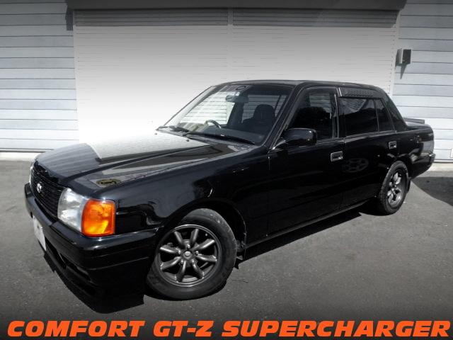 試作1台、量産59台!トヨタテクノクラフトコンプリートカー!コンフォートGT-Zスーパーチャージャーの中古車を掲載!