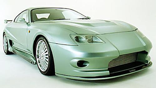 部品取り!エンジン不動!丸車販売!東京オートサロン1999最優秀賞!VeilSide元デモカー!JZA80型スープラ99Fortuneの車両物件を掲載!