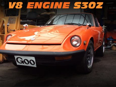 350スモールブロックV8エンジン搭載!B&Mシフトゲート!LHDモデルS30系ダットサンZの国内中古車を掲載!