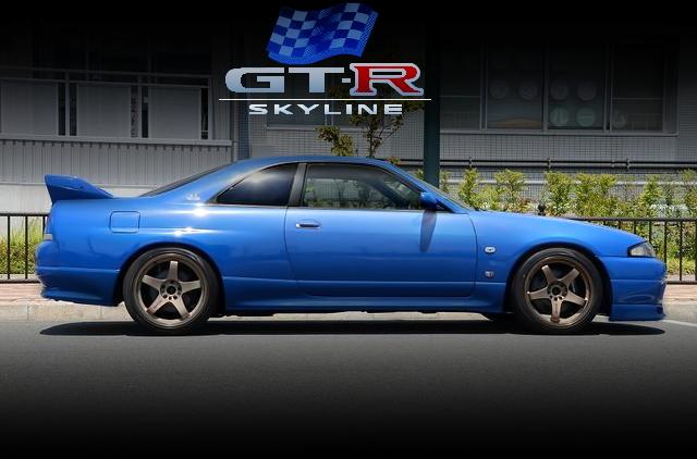 期間限定モデル!生産数98台!R34N1エンジン搭載!BCNR33スカイラインGT-R・LMリミテッドの国内中古車を掲載!