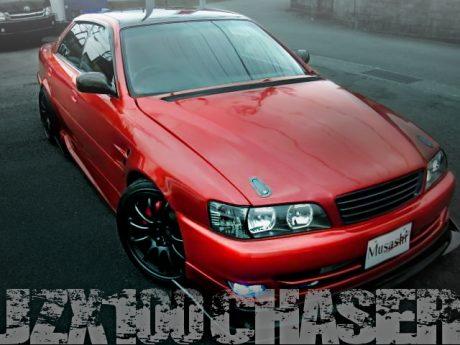 GTX3037ウエストゲートターボ!パワーFC現車セッティング!スープラ用ブレーキ!JZX100チェイサーの国内中古車を掲載