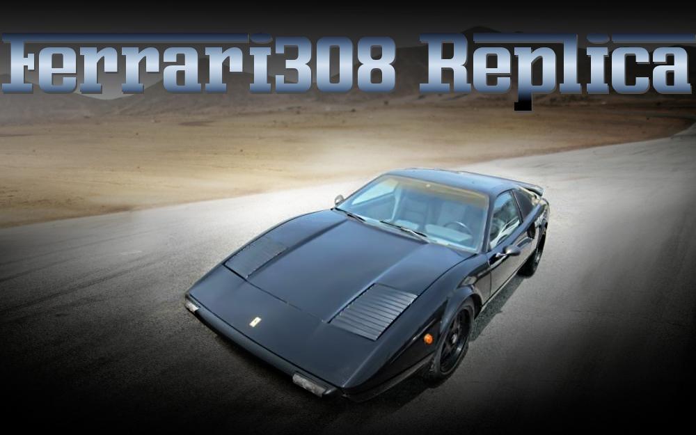 フェラーリ308GTBレプリカ仕上げ!ポンティアック・フィエロ(メラ)の国内中古車を掲載