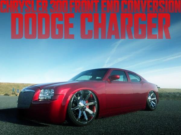 クライスラー300フェイス仕上げ!3代目ダッジ・チャージャーSXTの国内中古車を掲載