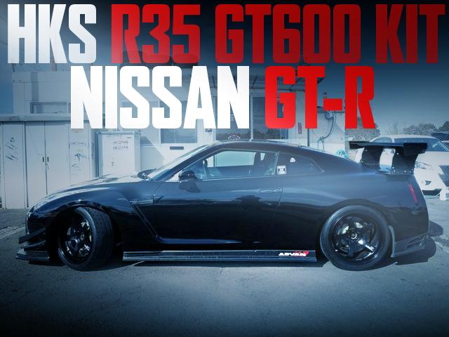HKS製GT600キット仕上げ(販売終了済み商品)!ENDLESSモノブロックブレーキ!R35日産GT-Rの国内中古車を掲載