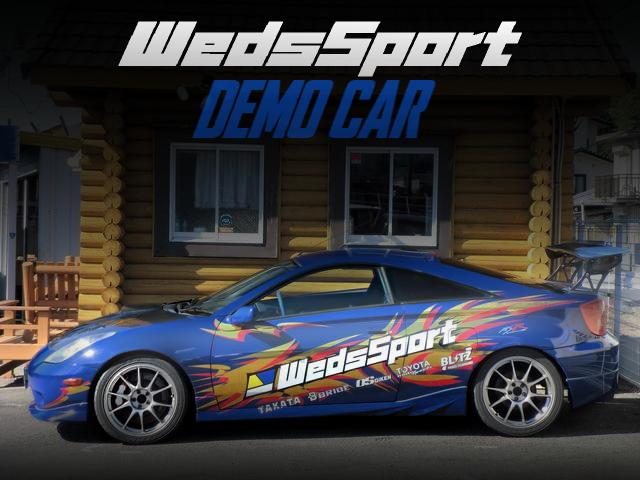 WEDSスポーツ(カーランドバーデン)元デモカー!トラスト6POTブレーキ!ZZT231系セリカSS-2の国内中古車を掲載