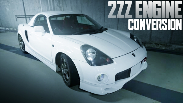 2ZZエンジン+6速マニュアル公認!ZZW30型トヨタMR-Sの国内中古車を掲載
