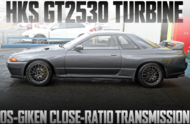 RB26改GT2530タービン!OS技研クロスミッション!F40ブレンボ!BNR32日産スカイラインGT-Rの国内中古車を掲載