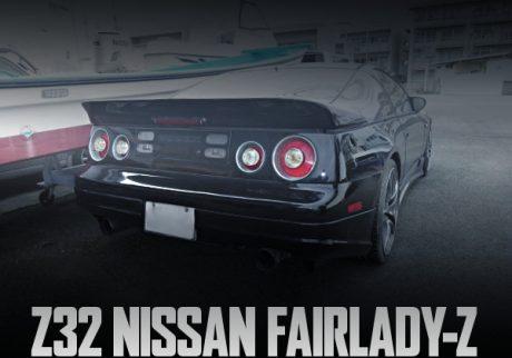 ケンメリテール仕上げ!Z32日産フェアレディZの国内車両物件を掲載