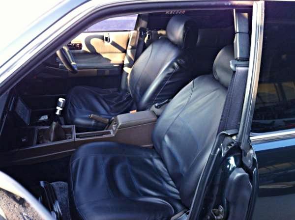 Y31 CIMA SEAT INTERIOR