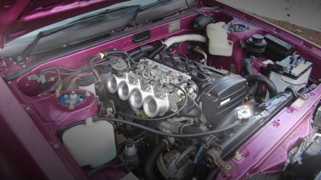 AE111 4AG ENGINE SWAP