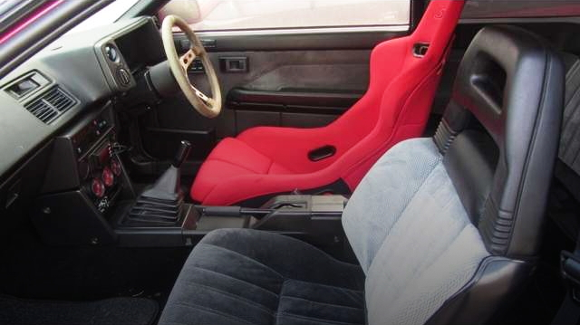 AE86 LEVIN BUCKET SEAT