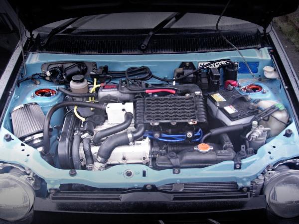 ALTOWORKS F6A ENGINE