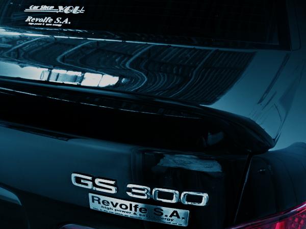 LEXUS GS300 EMBLEM