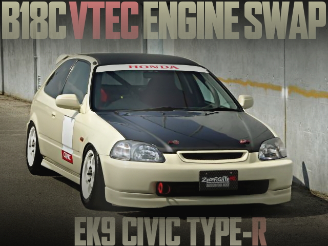 B18C SWAP EK9 CIVIC