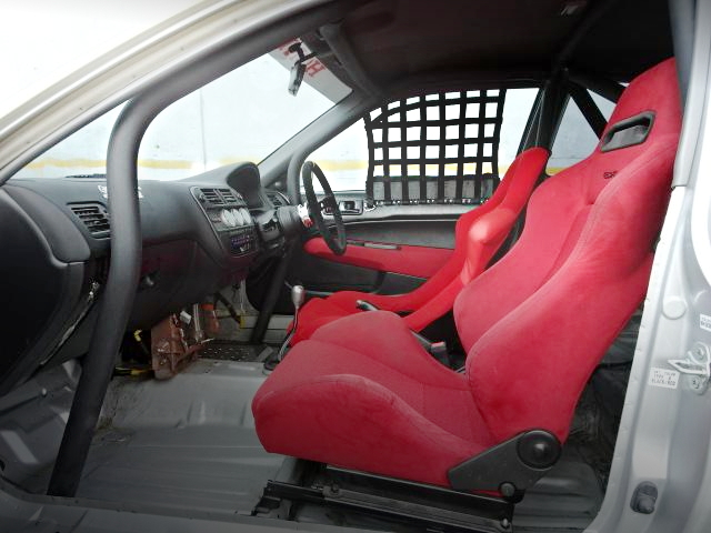 EK9R CIVIC INTERIOR