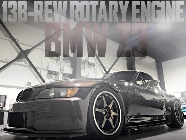 ROTARY ENGINE BMW Z3