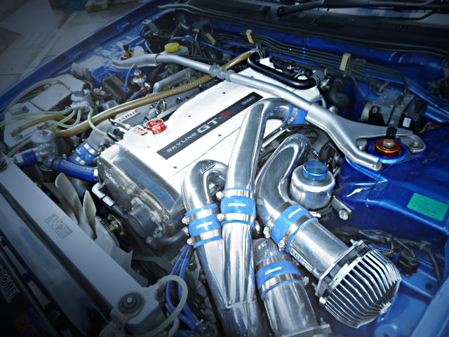 RB26 2.800cc GT2530TWIN