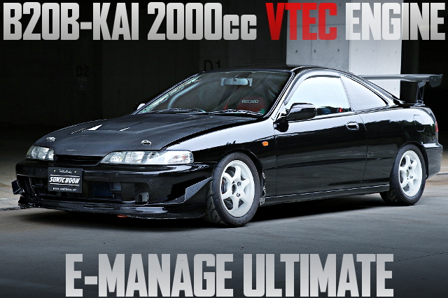B20B VTEC ENGINE DC2R
