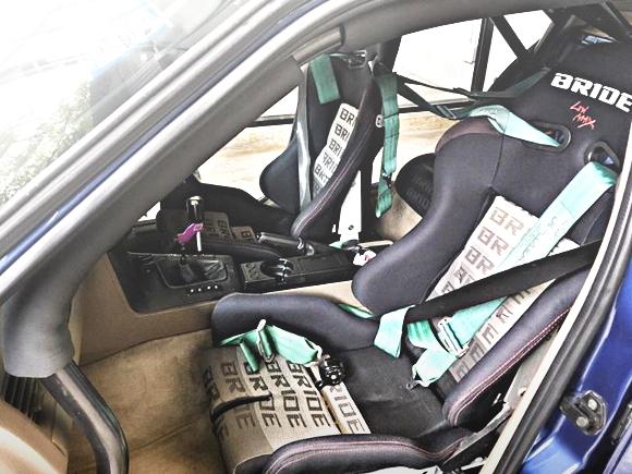 BRIDE RACE SEAT