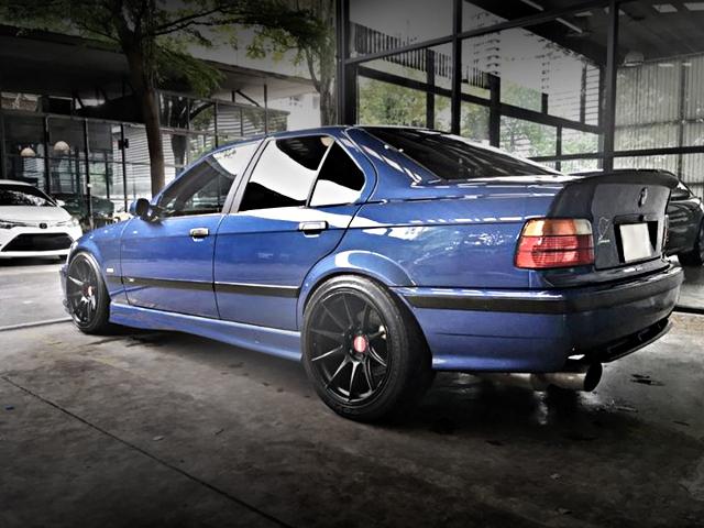 E36 BMW REAR