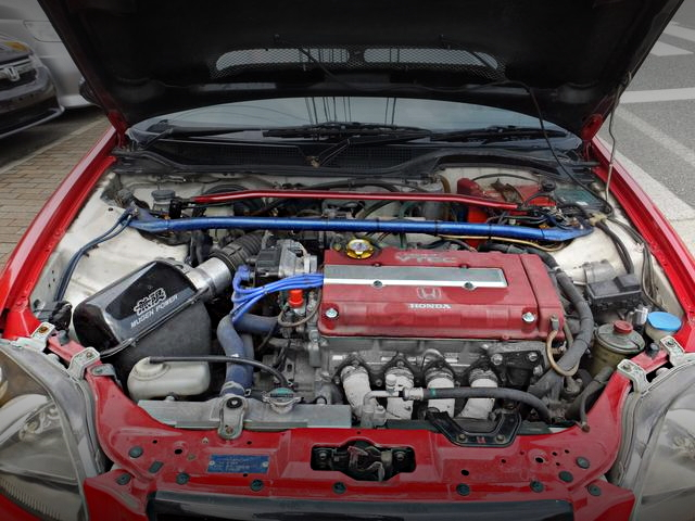 VTEC ENGINE EK9R