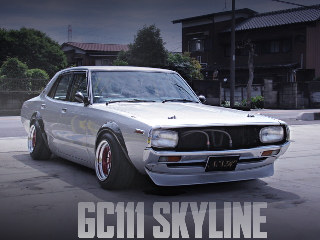 GC111 SKYLINE L28CAB
