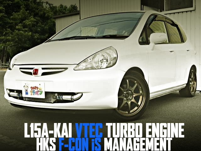 VTEC TURBO GD3 FIT