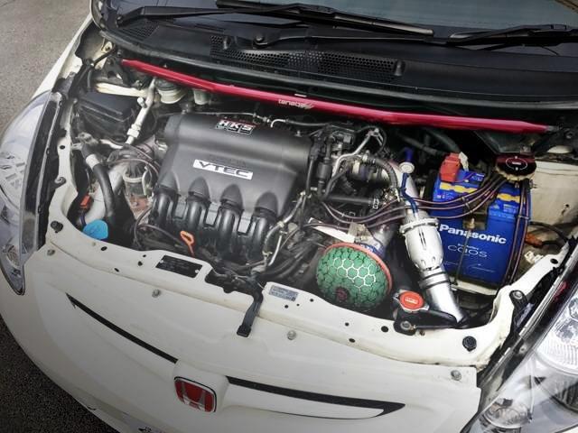 L15A VTEC TURBO ENGINE