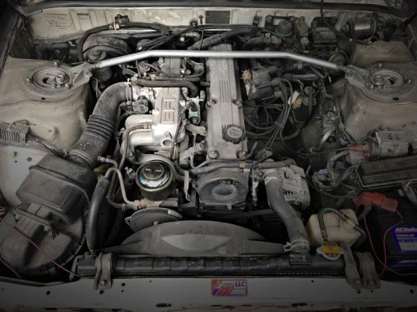 1G 2000cc ENGINE ONE-CAM