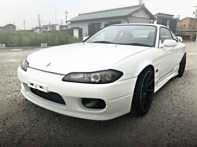 S15 SILVIA FRONT EXTERIOR