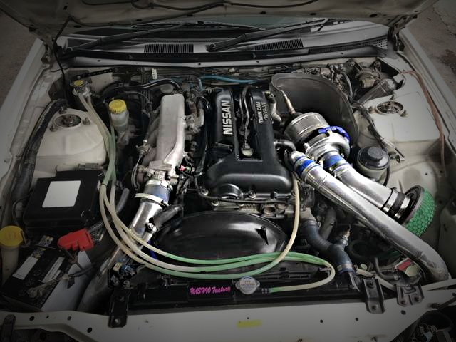 S14 ENGINE SWAP