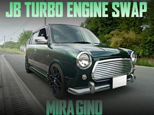 MIRAGINO JB TURBO ENGINE