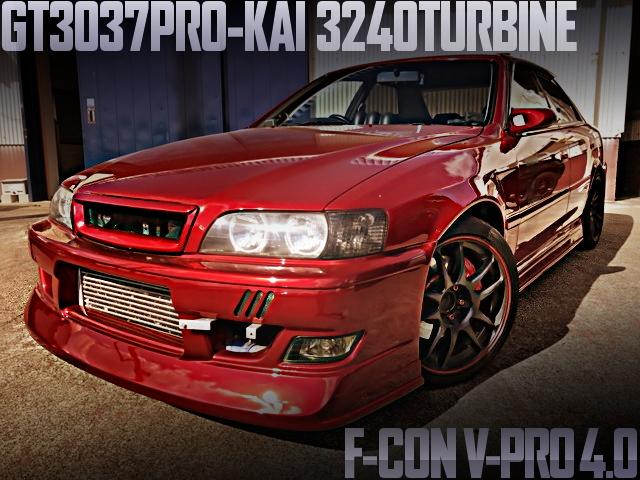 HKS GT3037PRO3240 JZX100