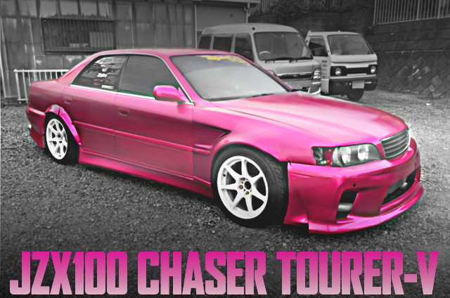 JZX100 CHASER DRIFT SPEC