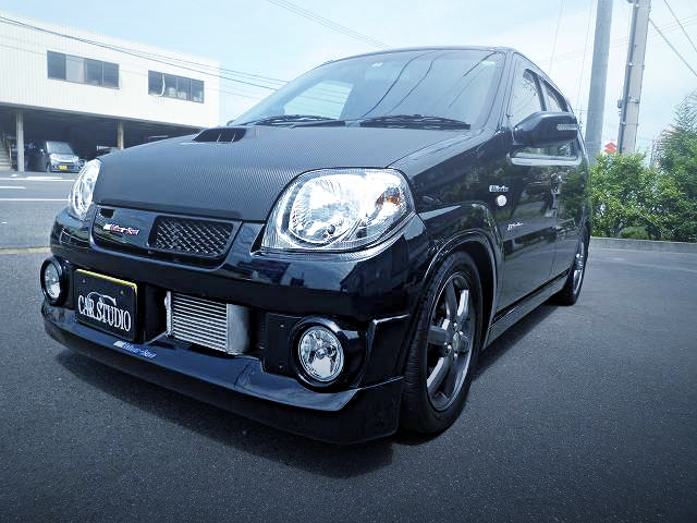 KEI WORKS EXTERIOR FRONT