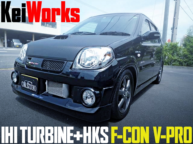 KEI WORKS FCON VPRO