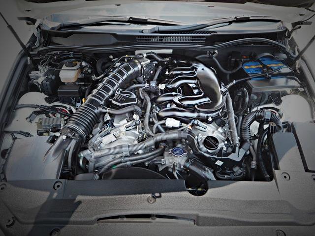 2GR-FSE 3456cc V6 ENGINE