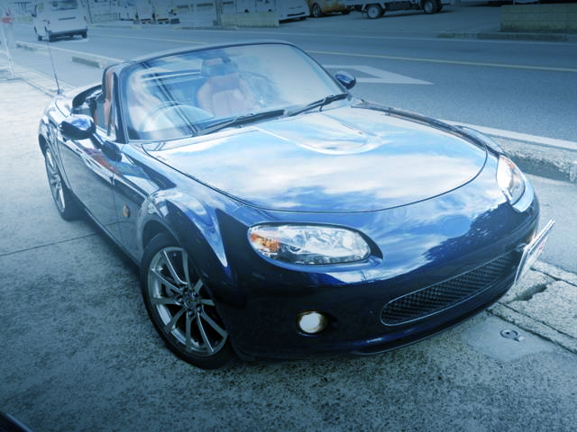 NC ROADSTER FRONT